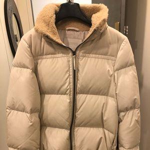 Coach bubble coat